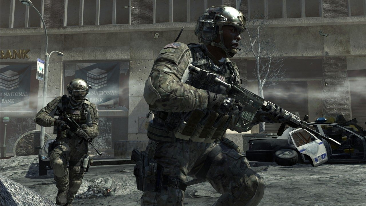 CALL OF DUTY: MODERN WARFARE 3 REG FREE