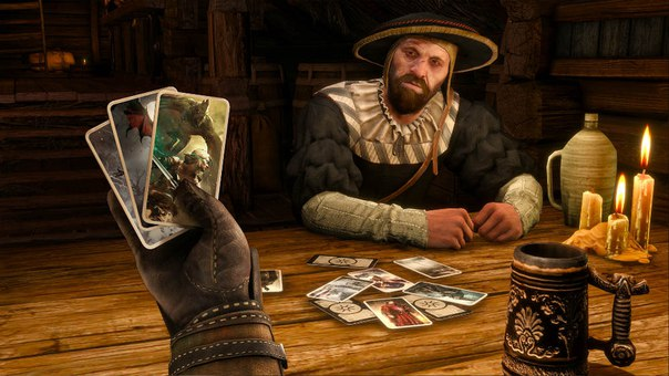Gwent: The Witcher Card Game Closed Beta GOG