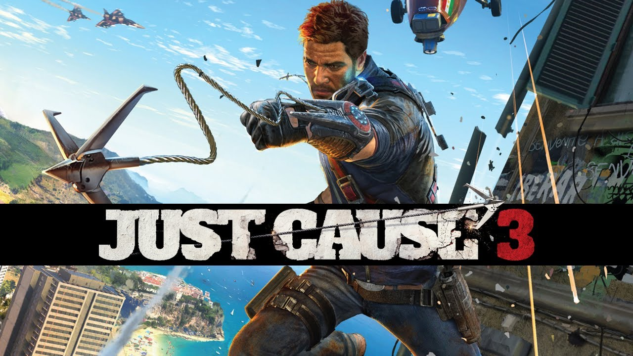 Just Cause 3 STEAM CD-KEY GLOBAL с Подарком
