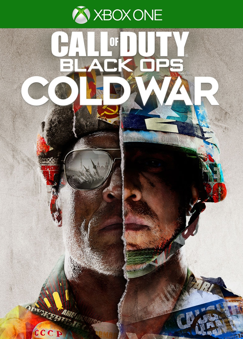 ✅Call of Duty: Black Ops Cold War - Standard🔥XBOX ONE