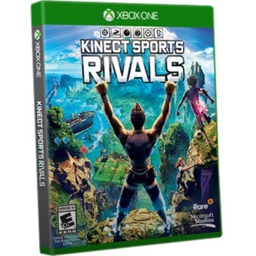 🏄‍♂️🏃‍♀️Kinect Sports Rivals XBOX ONE SERIES  KEY🔑