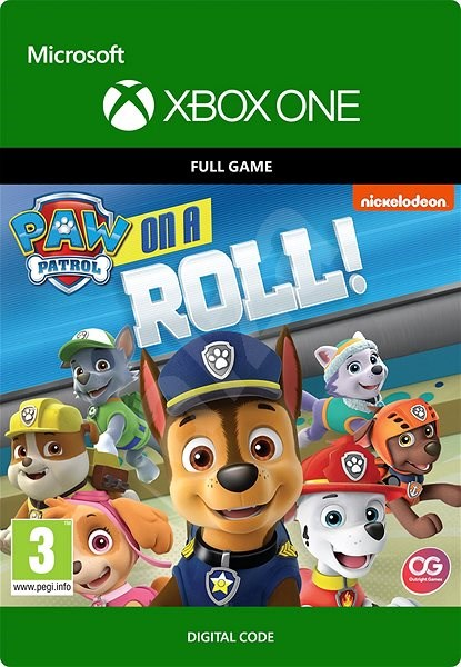 ✅🐶Paw Patrol: On a Roll (XBOX ONE / SERIES)💰 CASHBACK