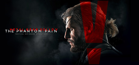 Metal Gear Solid V: The Phantom Pain - Steam (ROW)