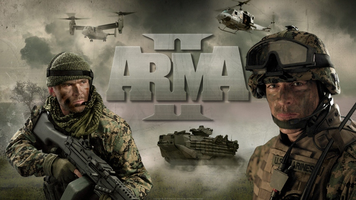 ARMA II 2 Combined Operations gift (RU/CIS)