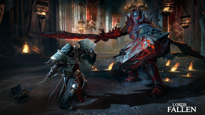 Lords Of The Fallen + 3 DLC ( steam key | RU/CIS )