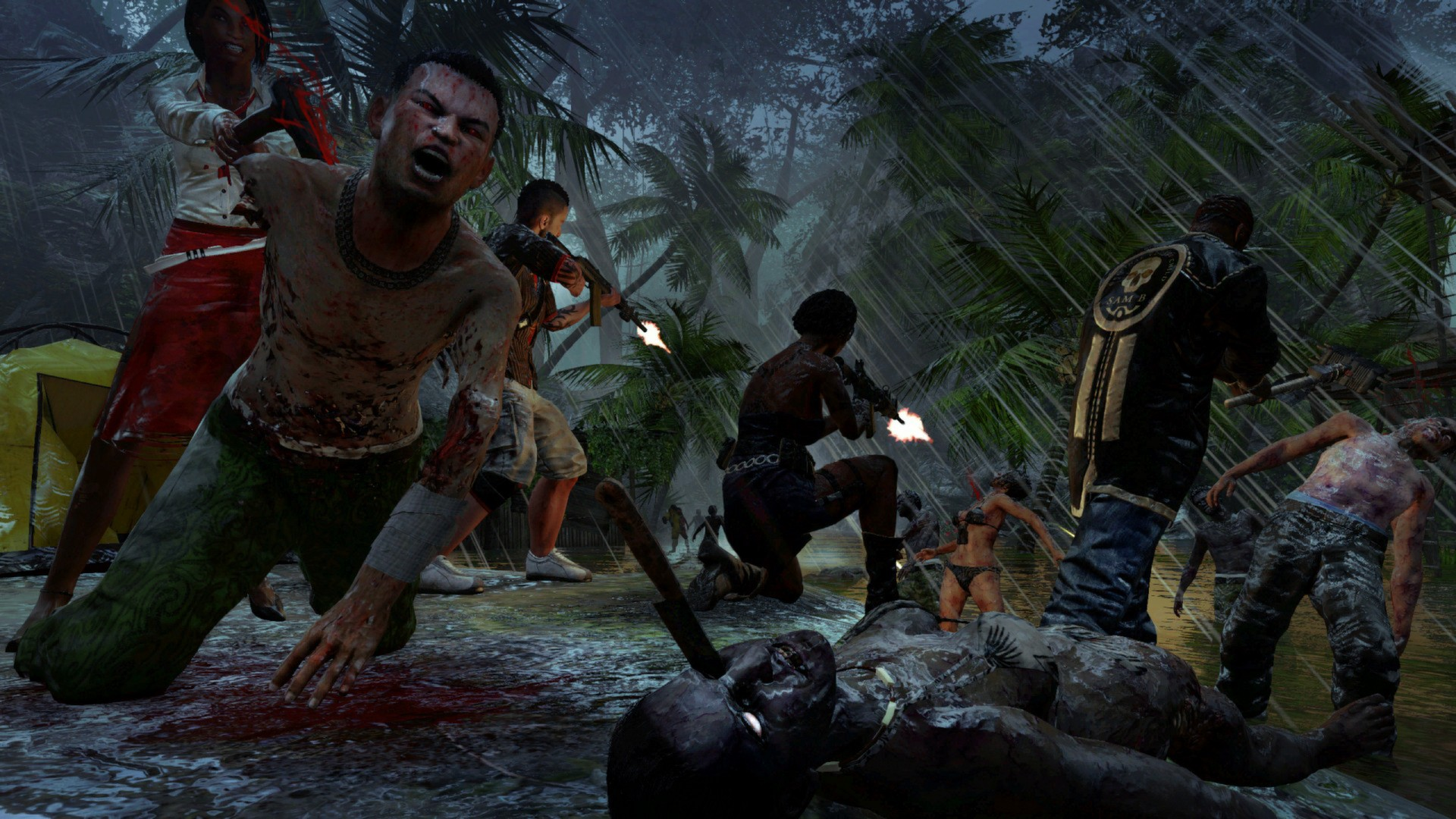 Dead Island Collection (Steam Gift / RU+CIS)
