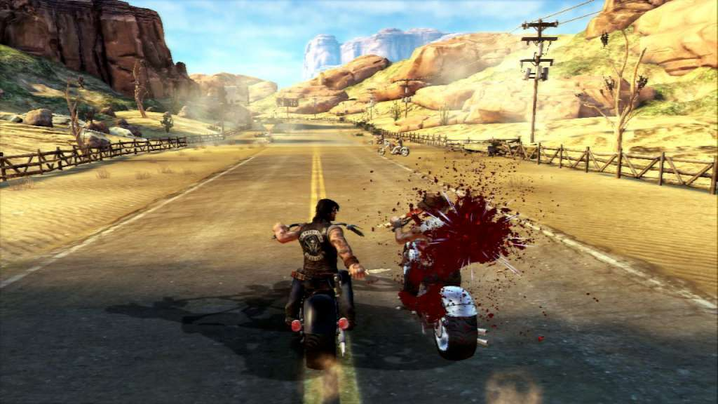 Ride to Hell: Retribution (Steam Key / Reg.Free)