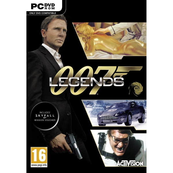 007 LEGENDS (Steam Key / RU+CIS)