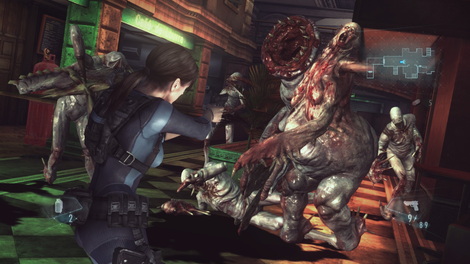 Resident Evil Revelations (Steam Key / RU+CIS)