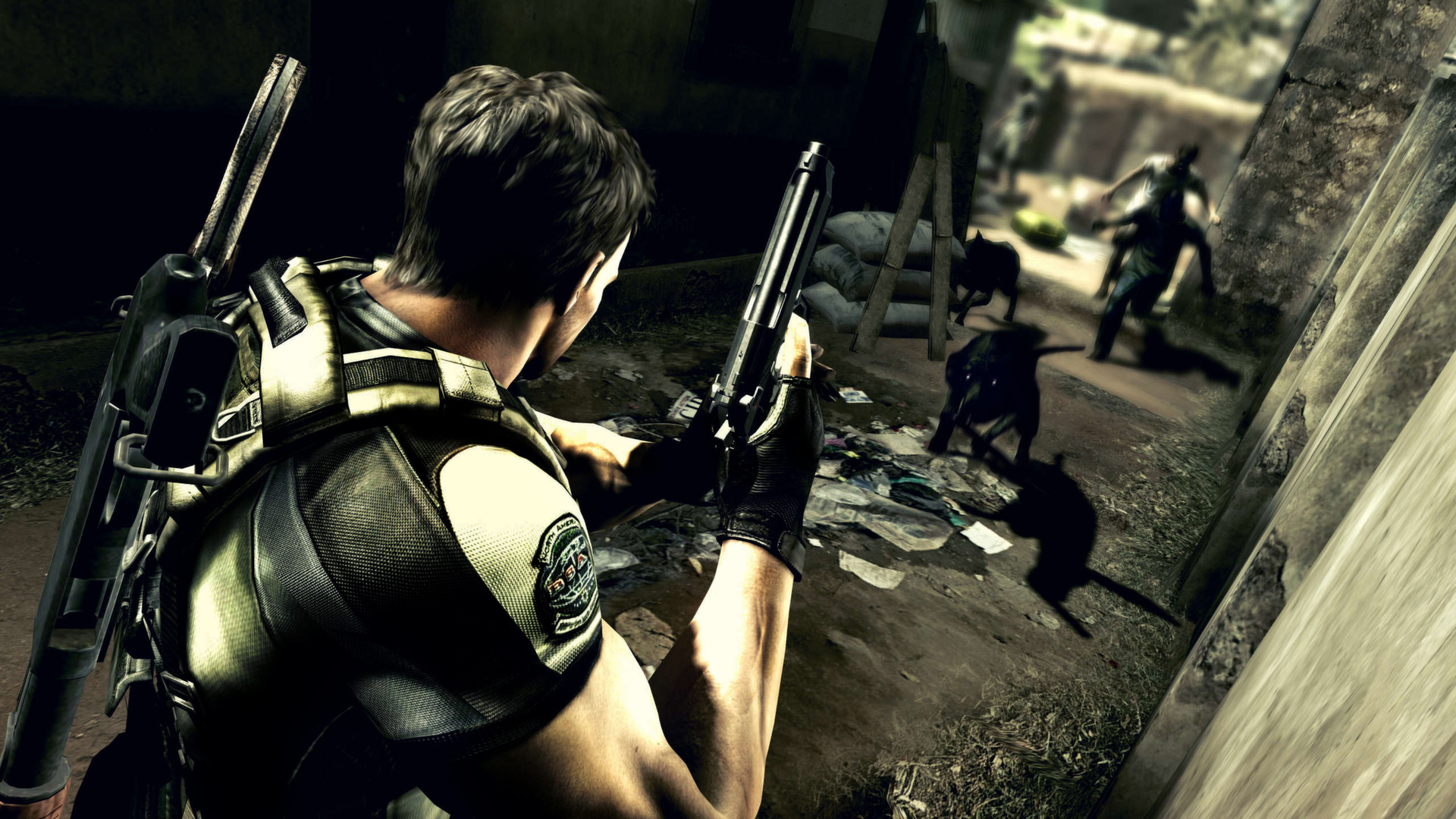 Resident Evil 5 / Biohazard 5 (Steam Key / RU+CIS)