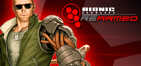 Bionic Commando Rearmed (Steam Key)