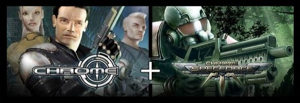 Chrome + Chrome SpecForce (Steam Key / Region Free)
