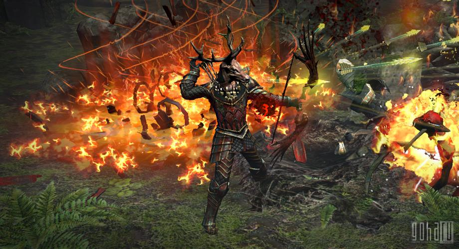 Path of Exile (LvL 1-29) + бонусы