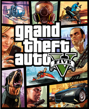 Grand Theft Auto V - CD KEY (GTA 5) Region free license