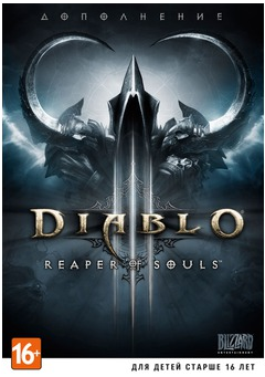 DIABLO 3 III:REAPER OF SOULS (EU/RU/US/Battle.net Key