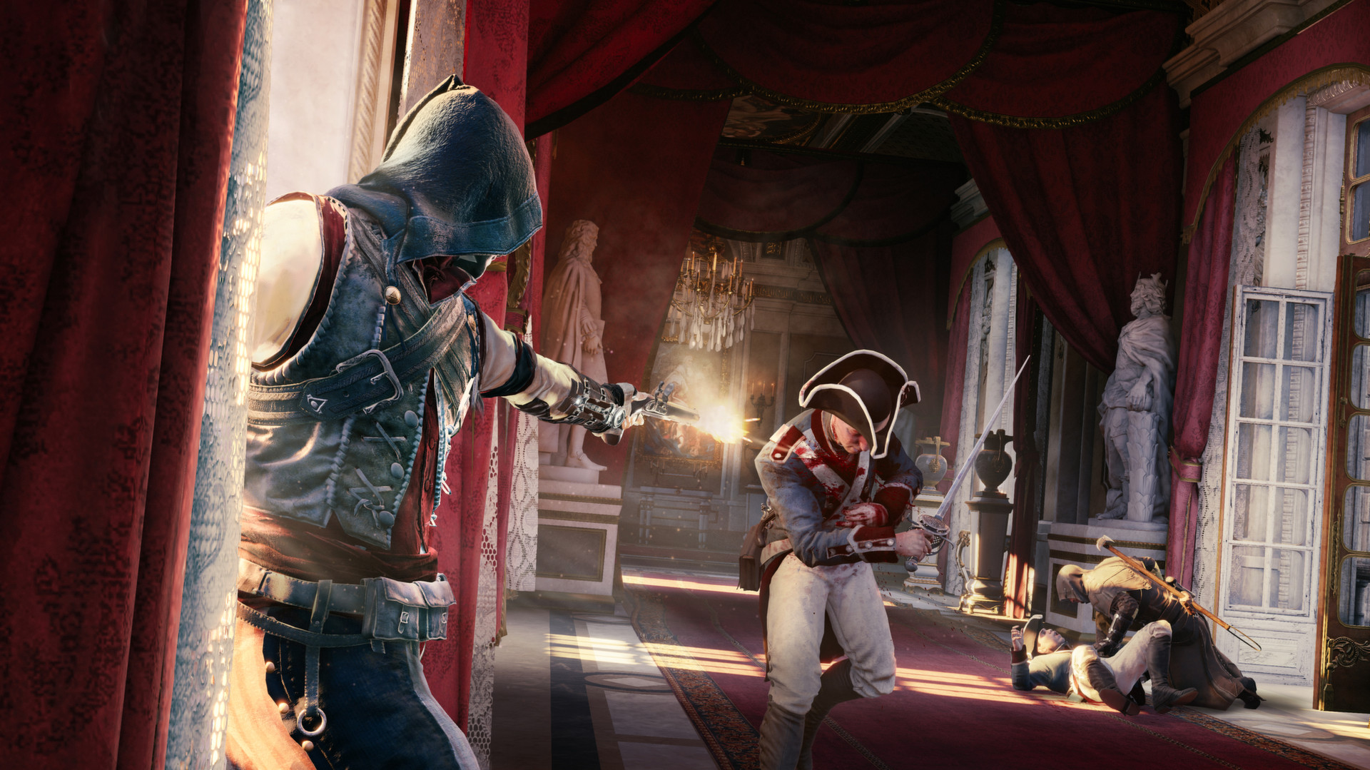 Assassins Creed: Unity (Steam RU + CIS) + ПОДАРОК