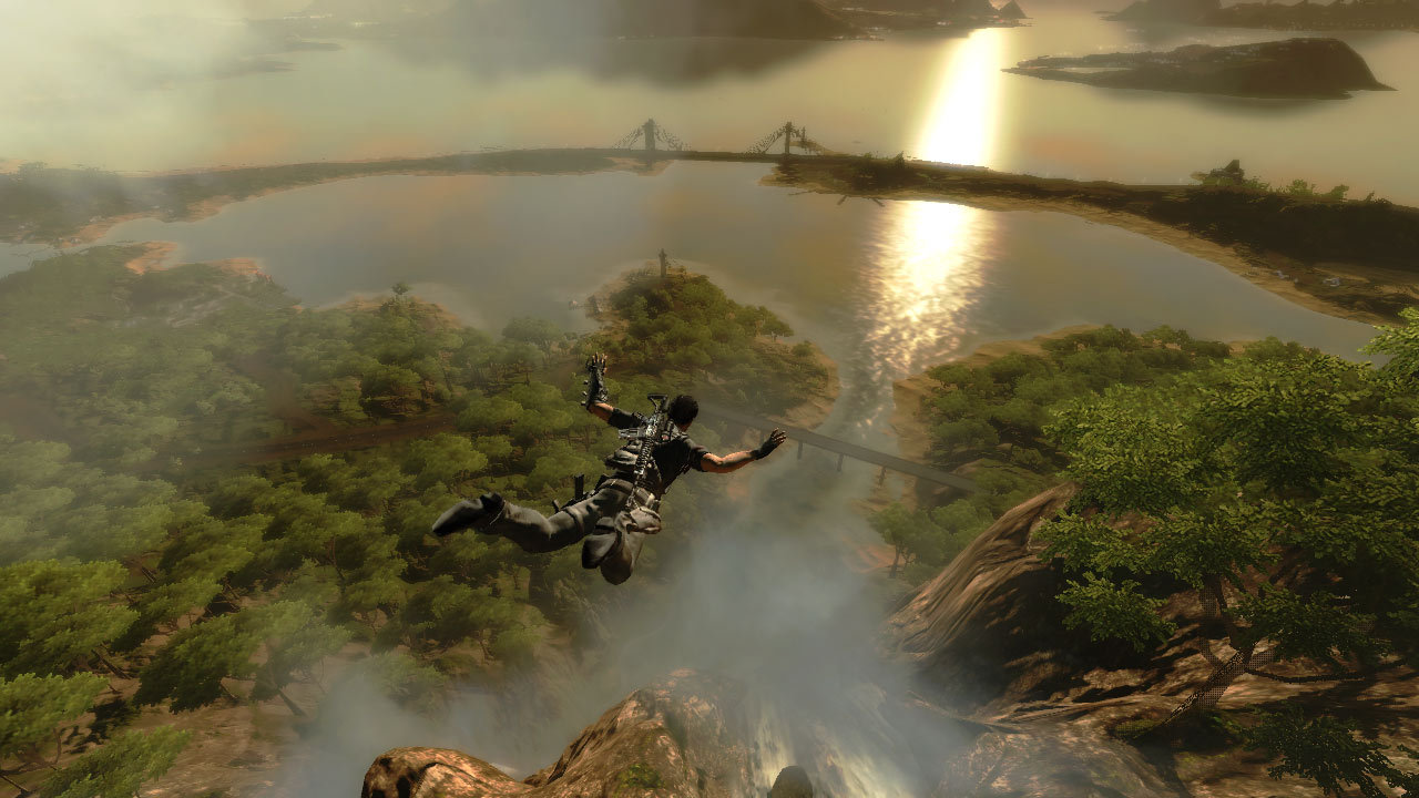 Just Cause 2 Collection (2 game + 7 DLC Steam RU + CIS)