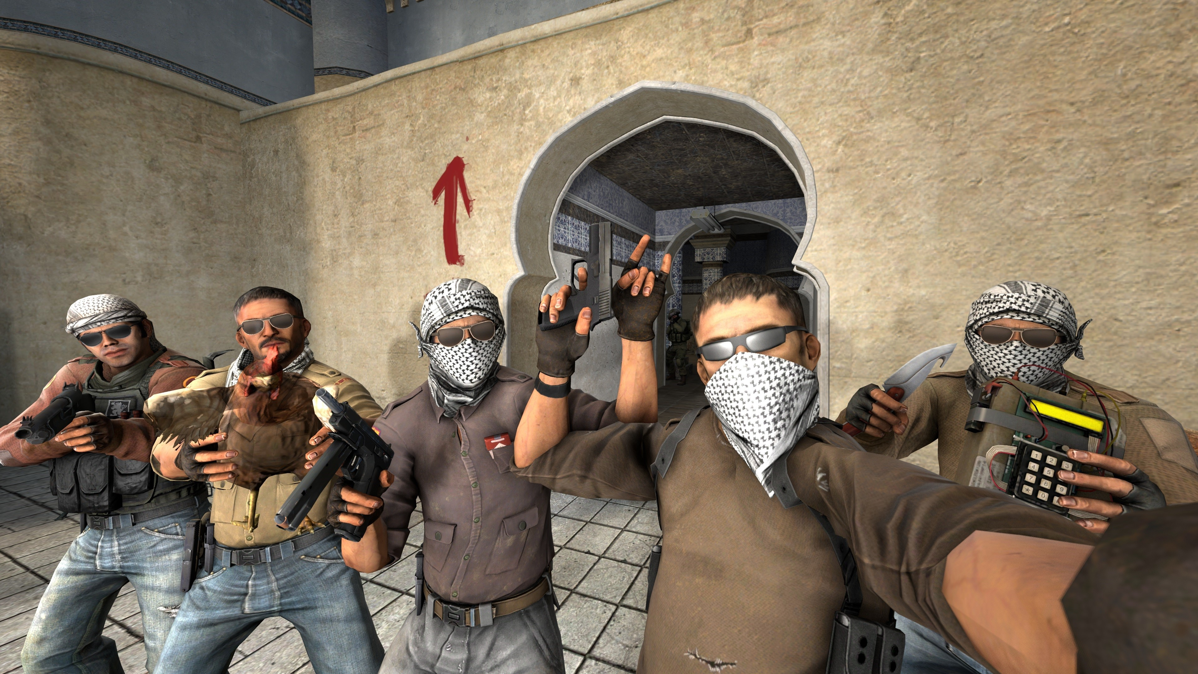 Counter-Strike: Global Offensive ACCOUNT Region Free