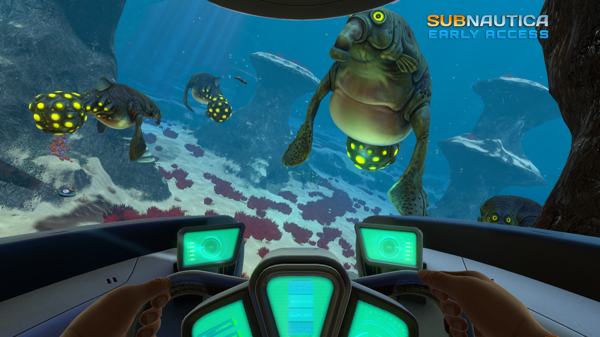 Subnautica (Steam Gift) + БОНУС