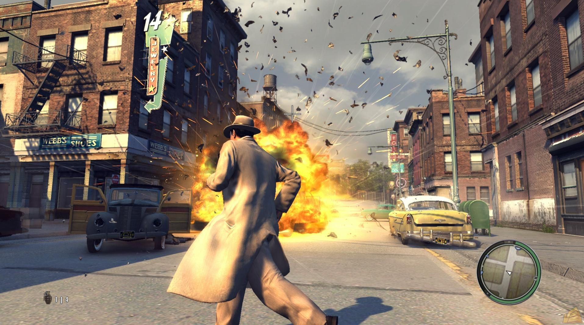 Mafia 2 II (Steam Gift) + БОНУС