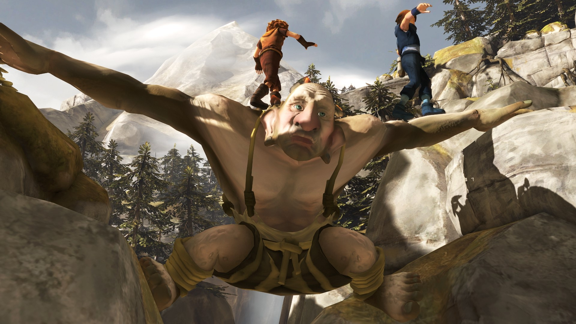 Brothers - A Tale of Two Sons (Steam Gift) + БОНУС