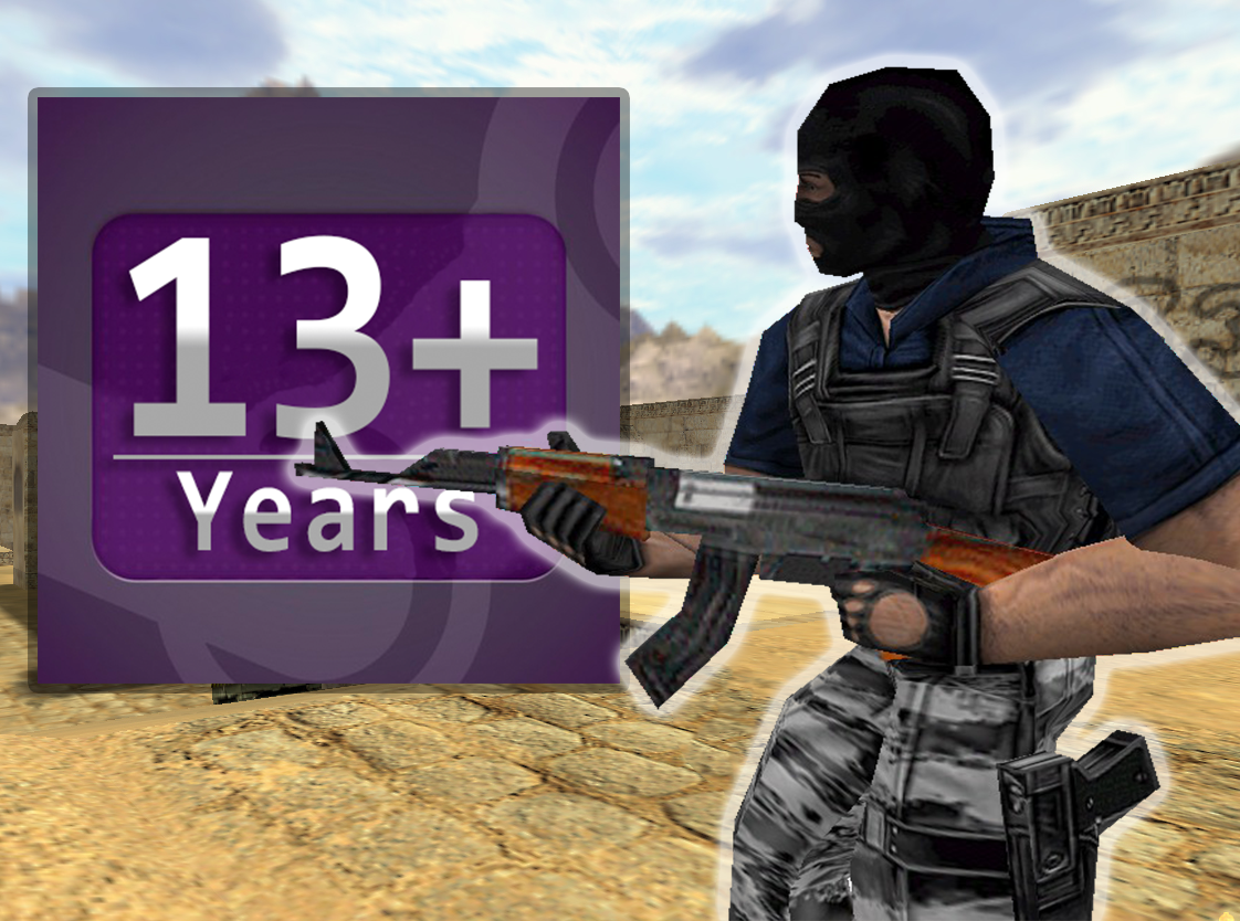 Counter-Strike STEAM ACCOUNT/Years of Service 13 + mail