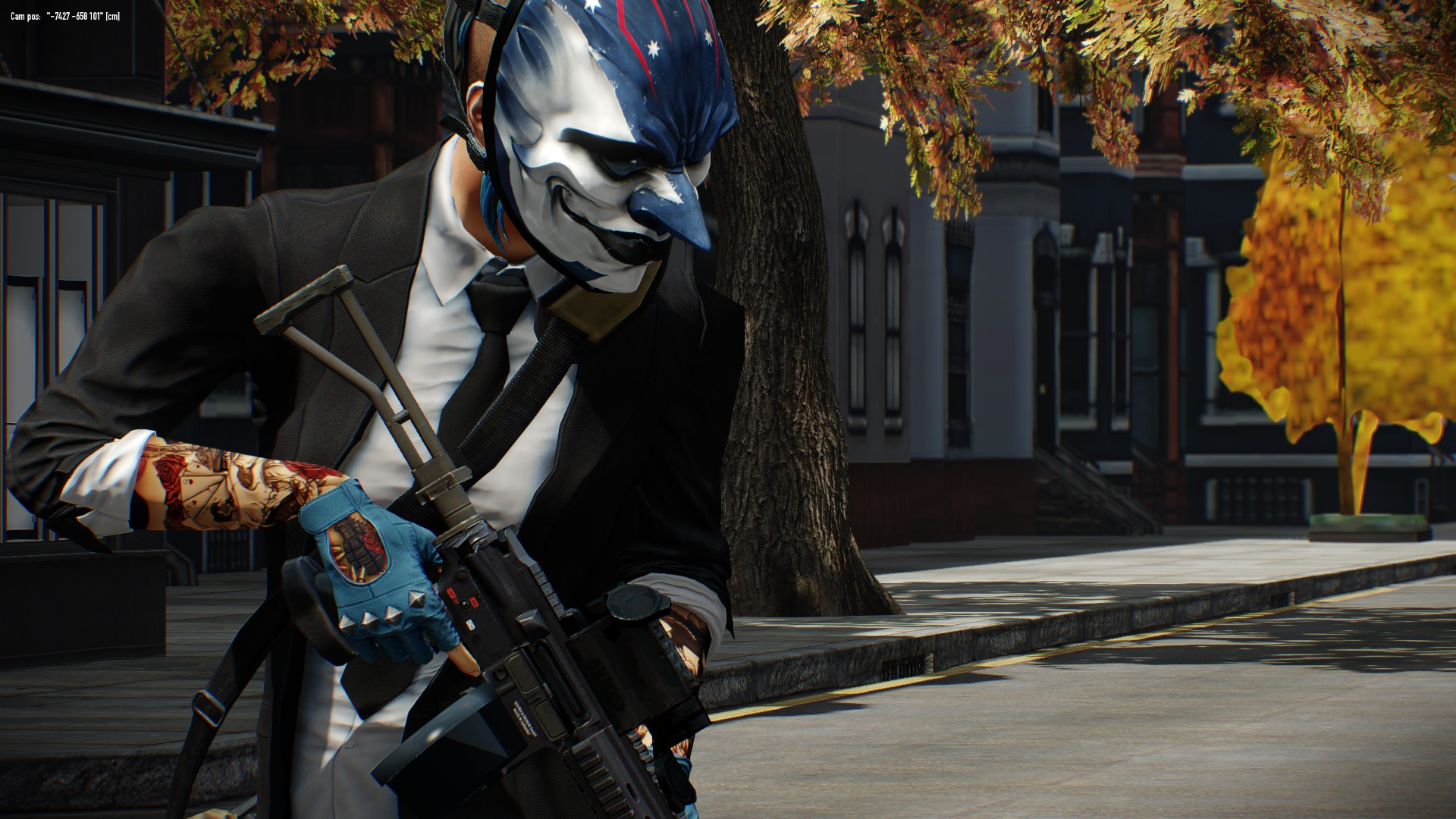 PAYDAY 2: Sydney Character Pack (Steam Gift) + GIFT KEY