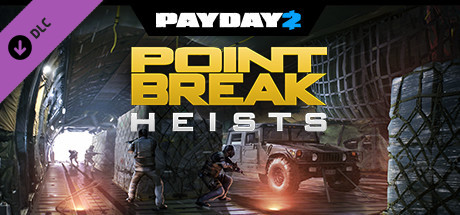 PAYDAY 2: The Point Break Heists (Steam Gift) + GIFT KE