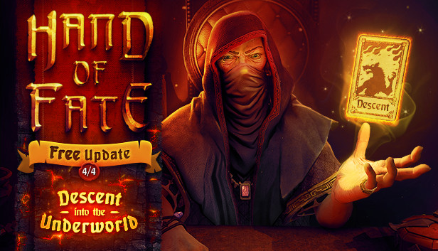 Hand of Fate (Steam Gift) + БОНУС