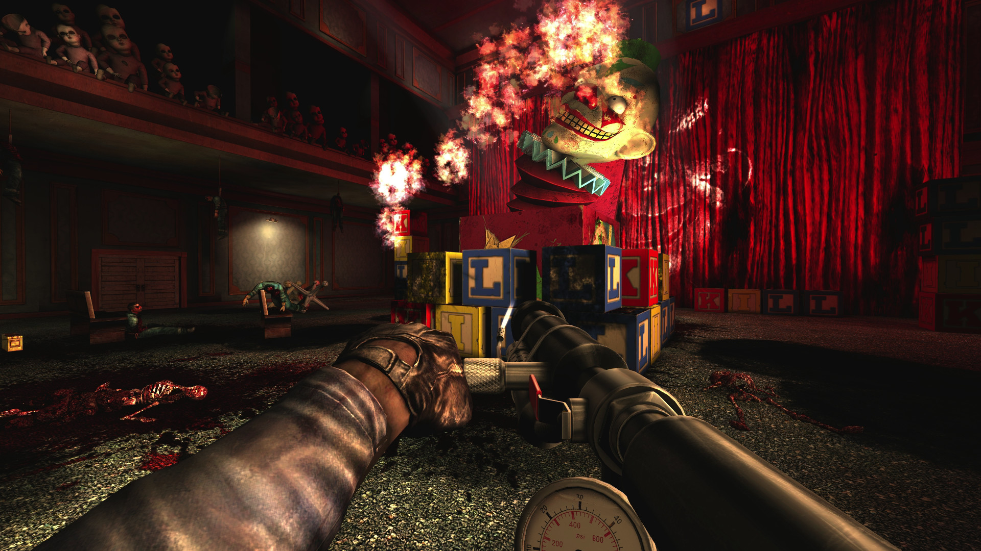 Killing Floor (Steam Key) REGION FREE + BONUS
