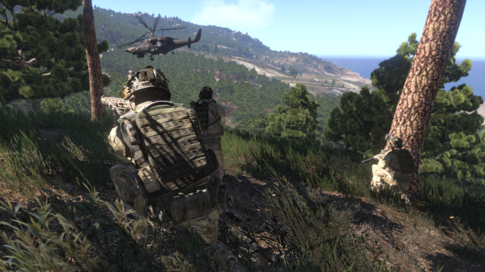 Arma 3 (Steam Gift | RU+CIS)