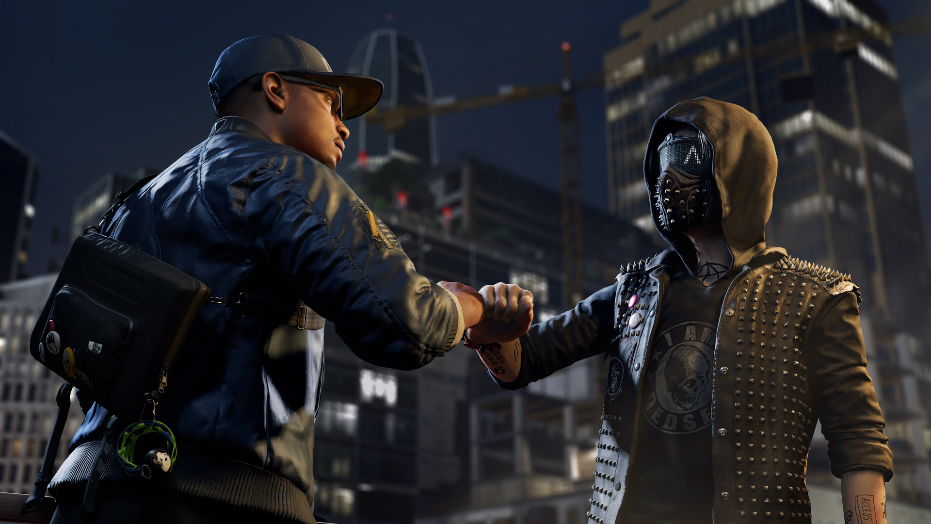 Watch Dogs 2 (Steam Gift - RU+CIS)