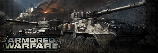 Armoured Warfare E3 Pack
