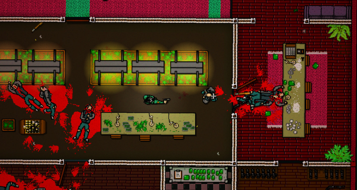Hotline Miami 2: Wrong Number [Steam Gift] [RU + CIS]