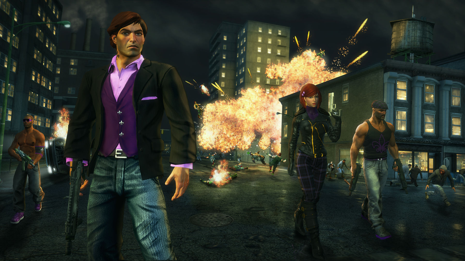 Saints Row: The Third - The Full Package [Steam Gift]