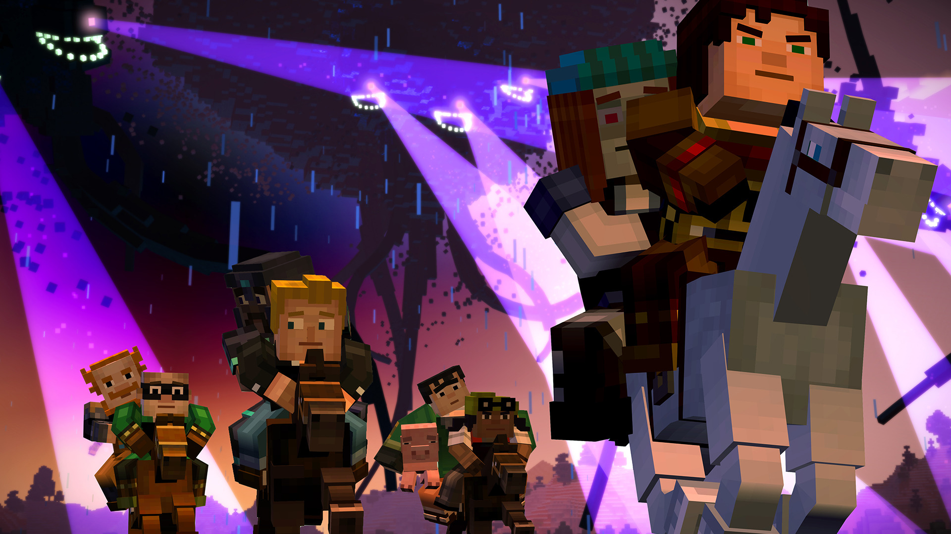 Minecraft: Story Mode [Steam Gift] [RU + CIS]
