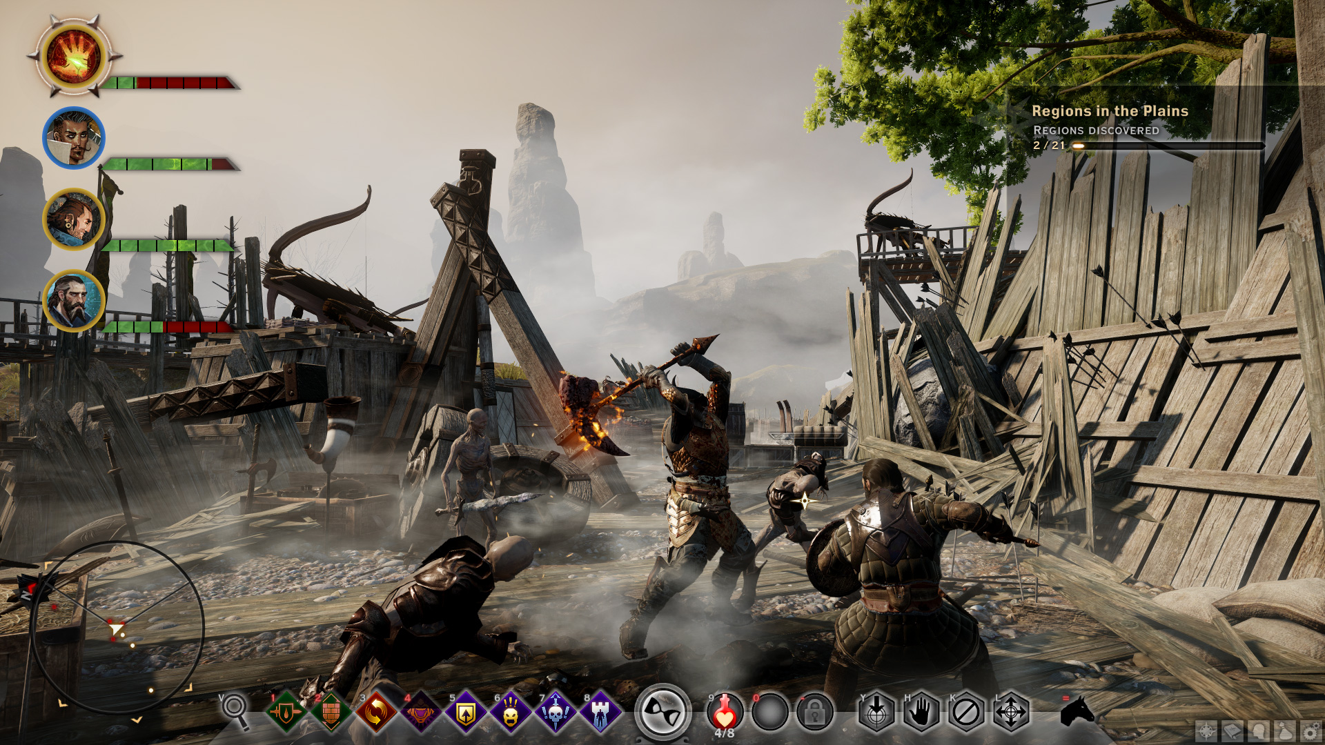 Dragon Age Inquisition [PC] + answer