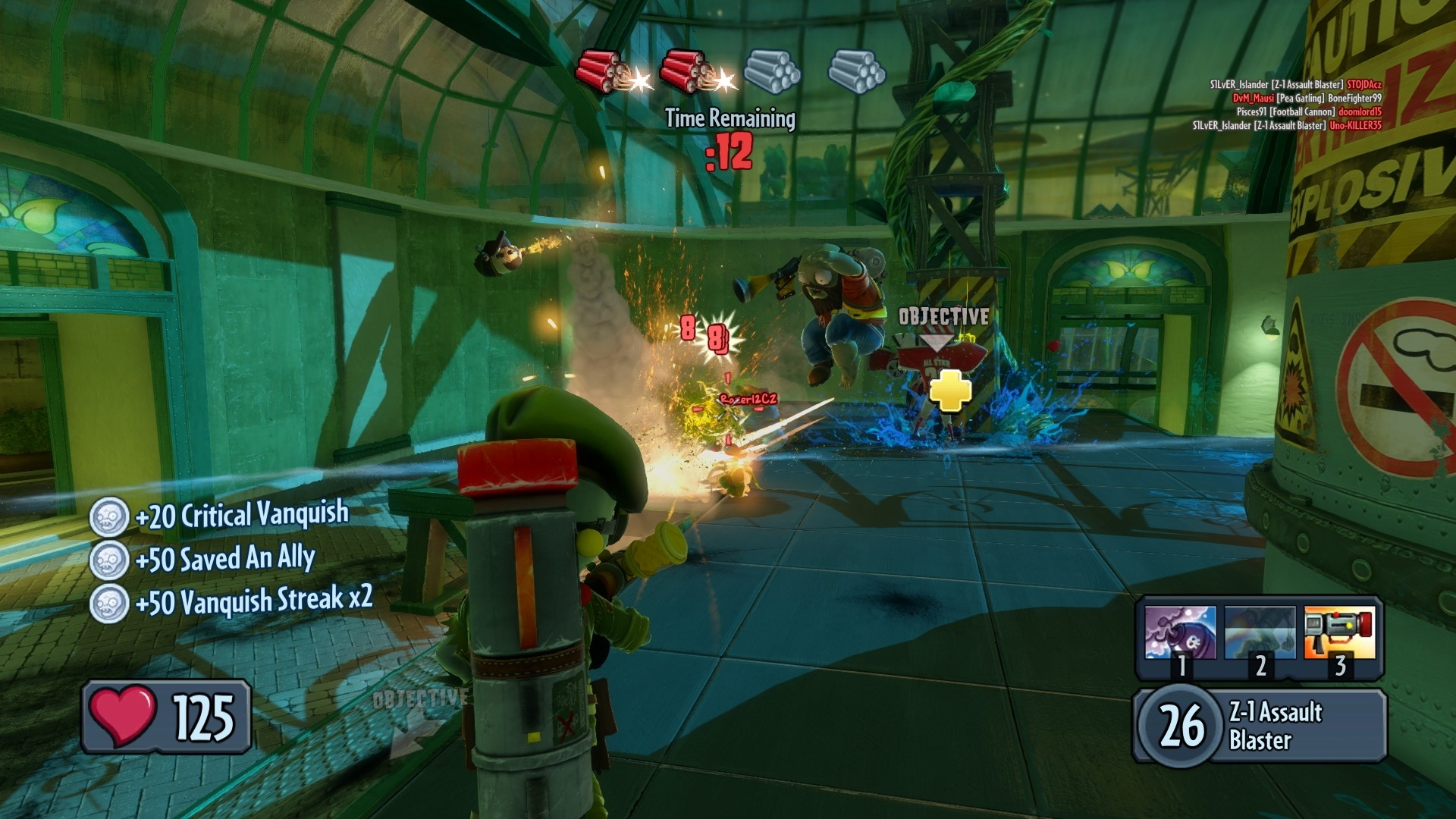 Plants vs Zombies Garden Warfare [PC]