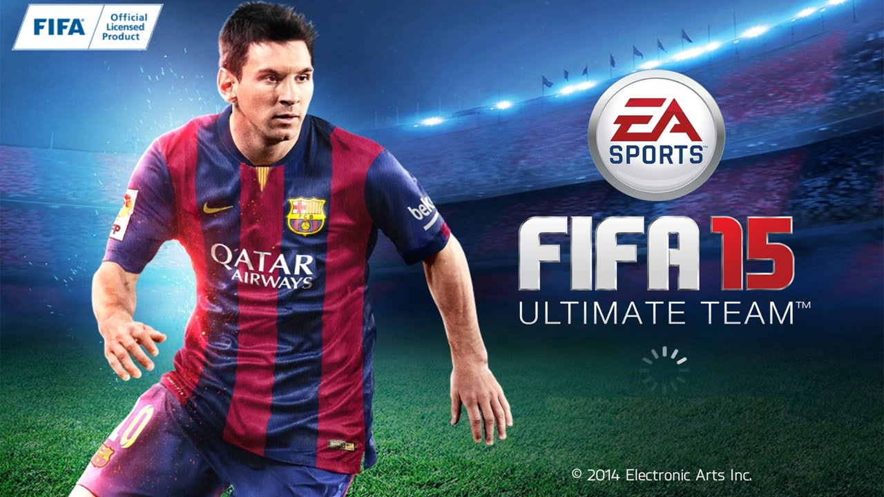FIFA 15 [ORIGIN][CD-KEY][GLOBAL REGION][UT]