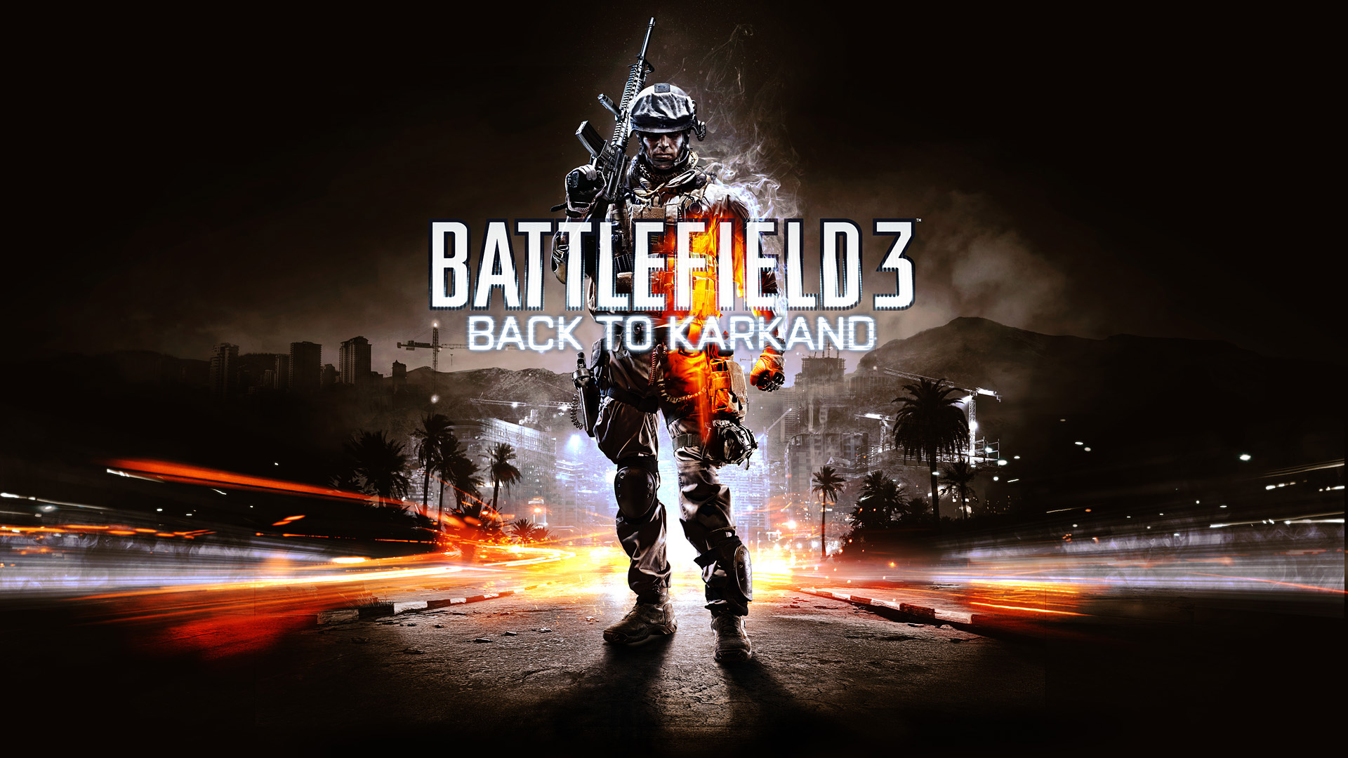 Battlefield 3 Back to Karkand REGION FREE(Origin)CD-KEY