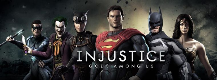 Injustice: Gods Among Us Ultimate Edition[Steam/Ru]