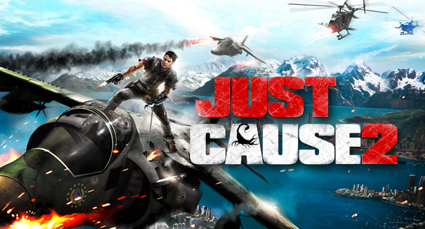 Just Cause 2 [STEAM][GIFT][Ru][VPN]