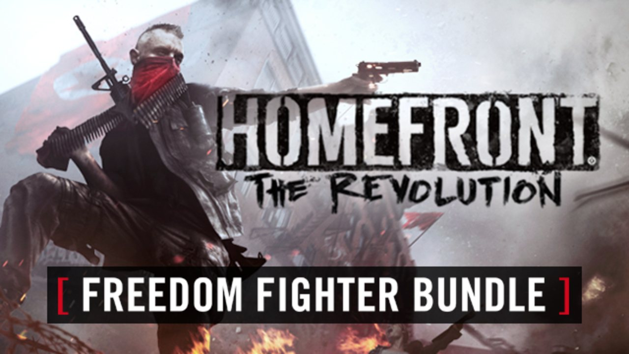Homefront The Revolution Freedom Fighter Bundle (RUCIS)