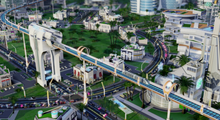 SimCity™ Digital Deluxe Edition [Origin] Guarented