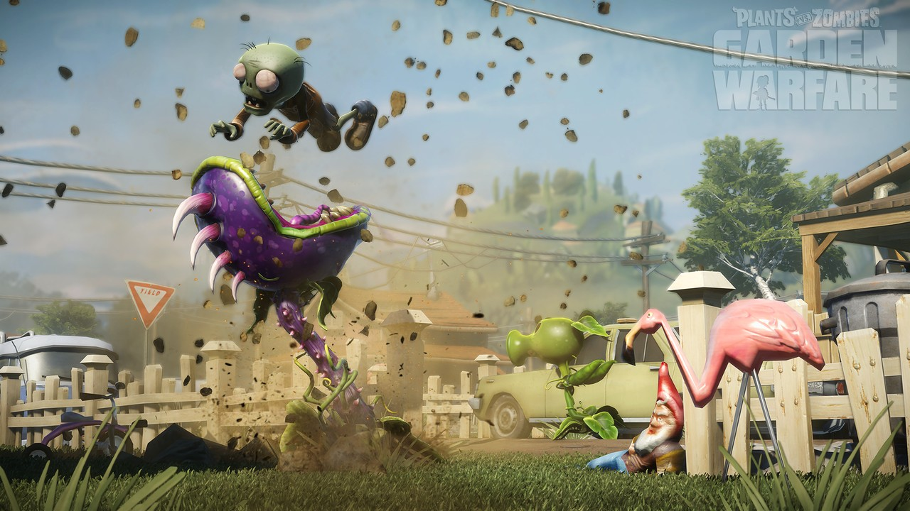 Plants vs. Zombies™ Garden Warfare [Гарантия] + Бонусы