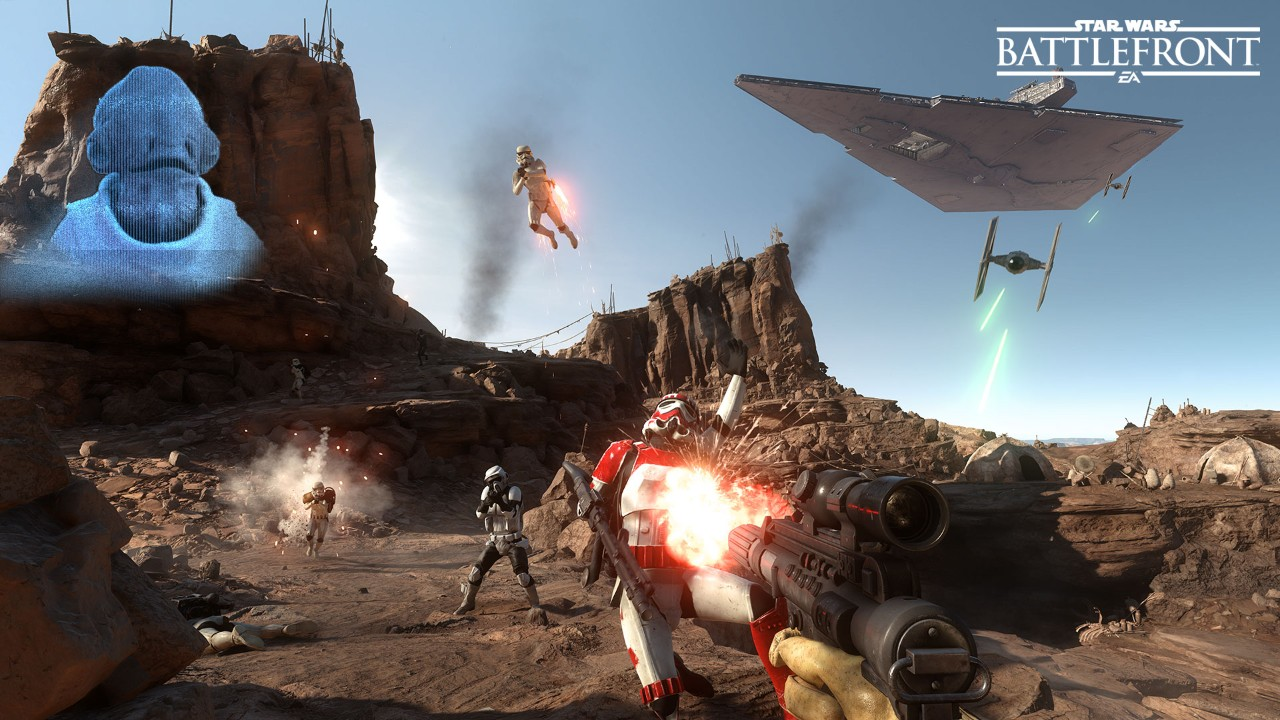 Star Wars: Battlefront Ultimate [Origin] Бонусы
