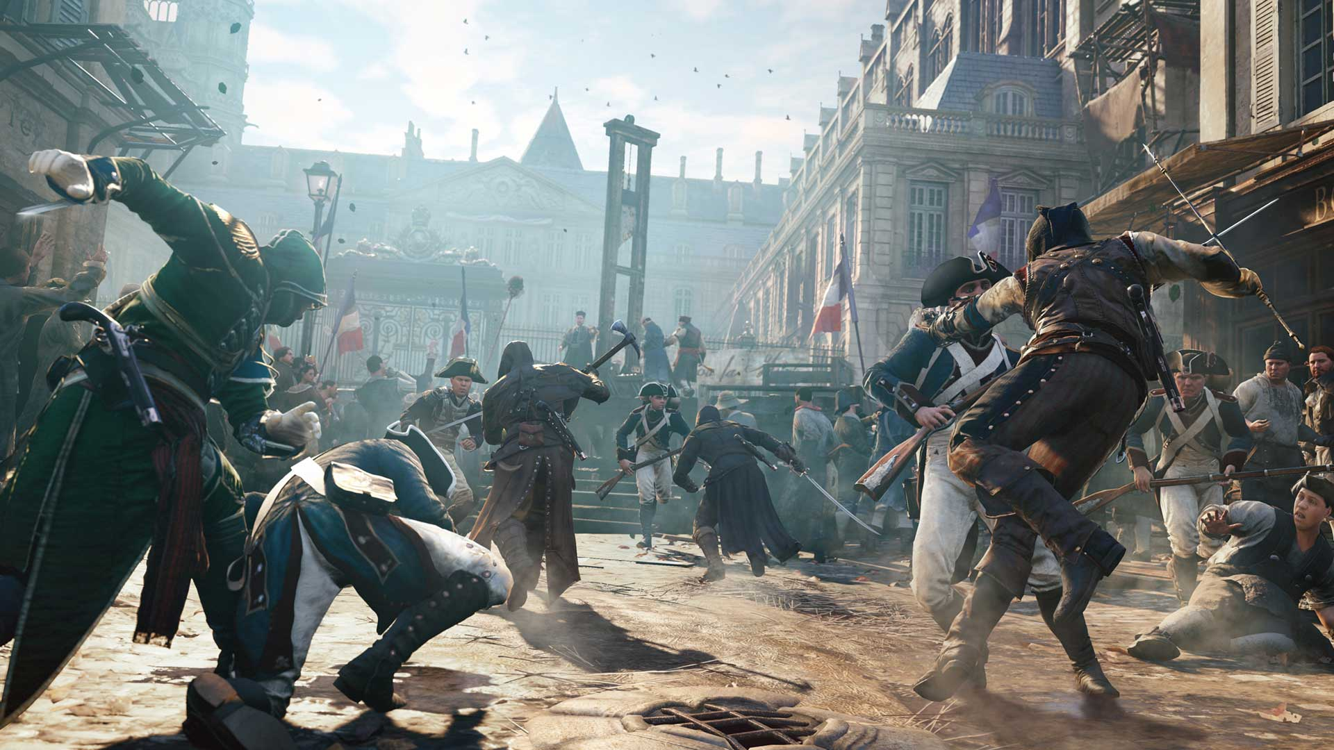 Assassin´s Creed: Unity (UPLAY) + Бонусы