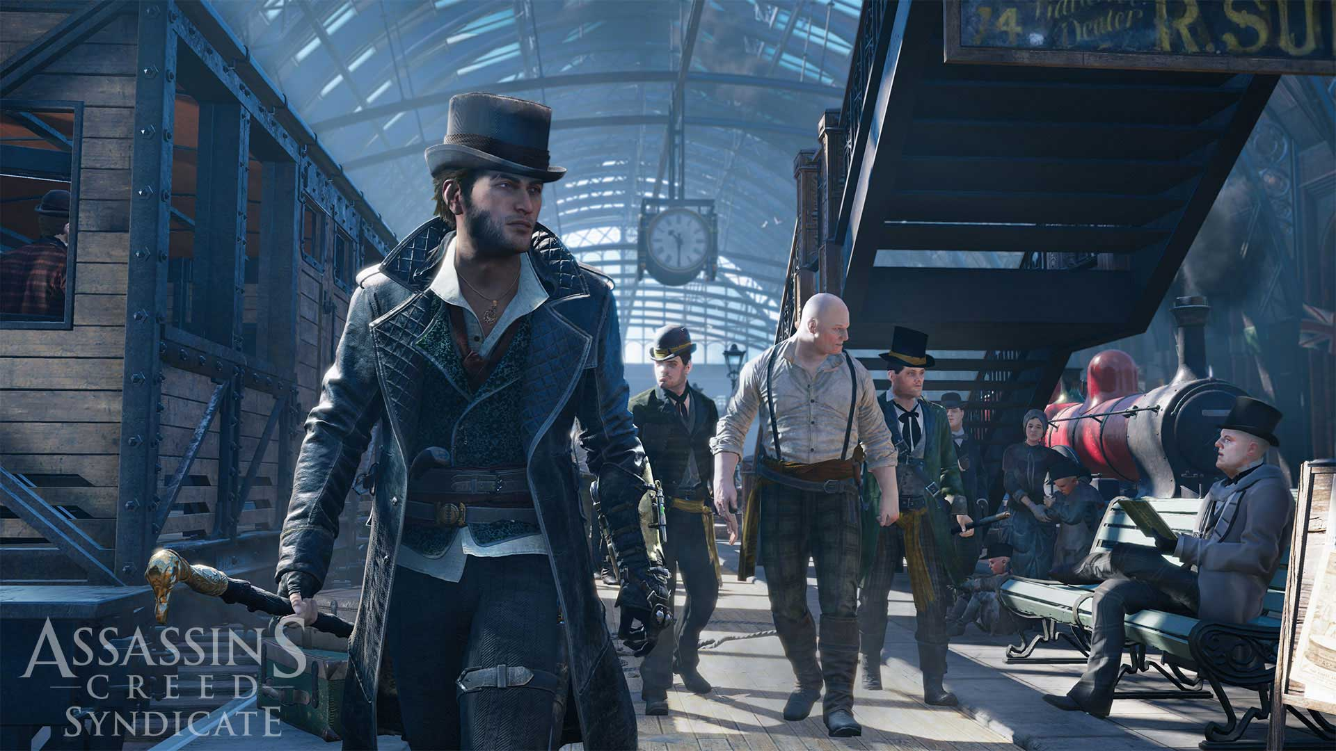 Assassin´s Creed: Syndicate [uplay] PayPal + Bonus