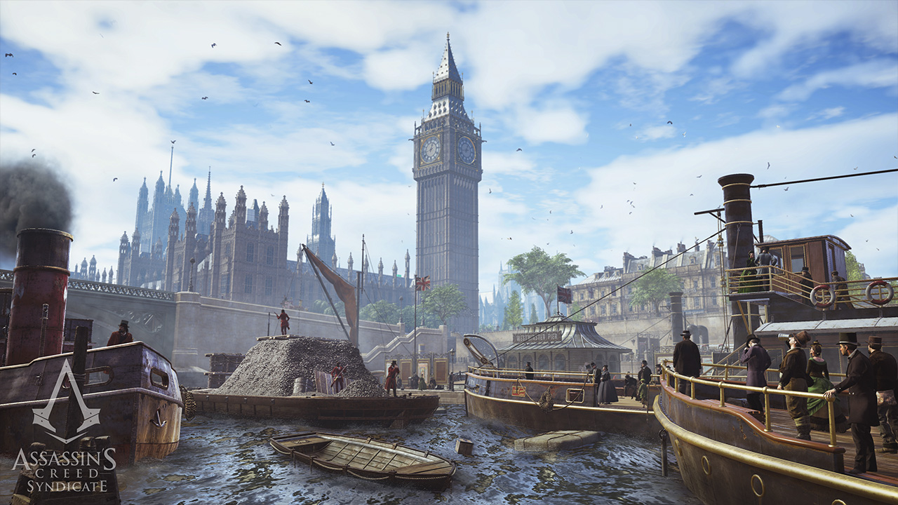 Assassin´s Creed: Syndicate [uplay] + Бонусы