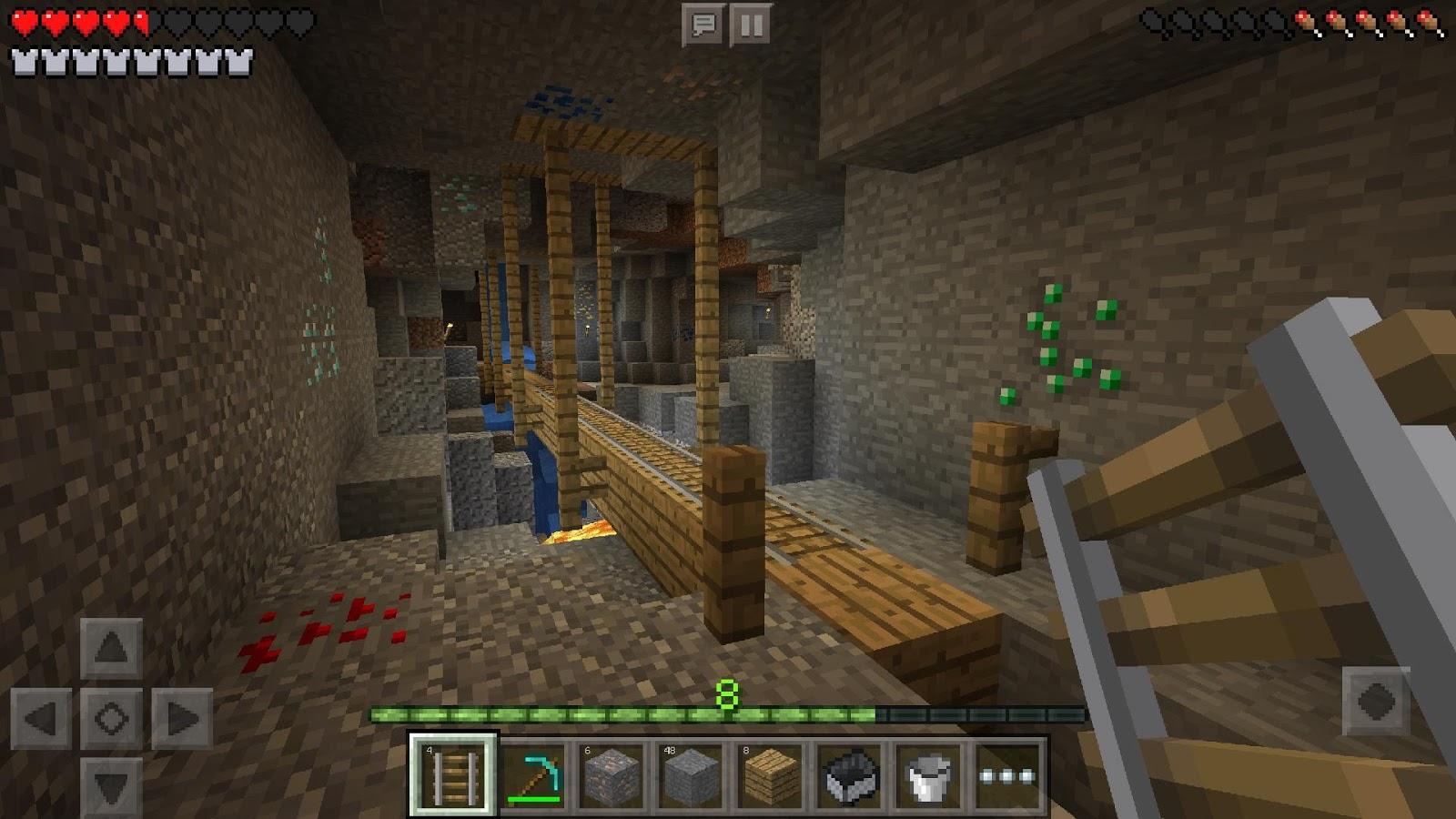Minecraft Spielen Deutsch Skins Para Minecraft Pe Ipad Bild - Minecraft pocket edition pc spielen